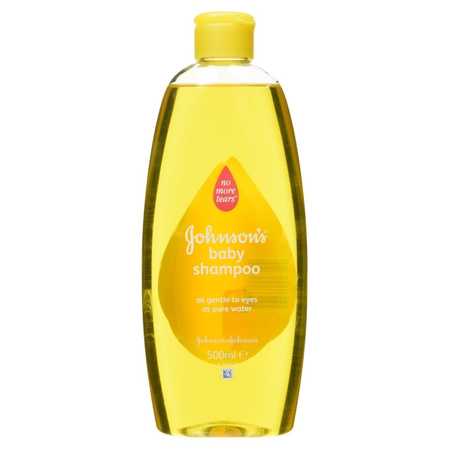 Johnsons Baby Shampoo Original 500ml