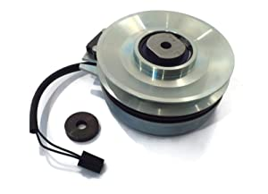 The ROP Shop Electric PTO Clutch for 18-27 HP Kohler & 19-27 HP Kawasaki Engine - Lawn Mower