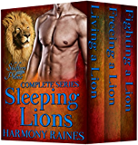 Sleeping Lions - Shifters Prime - Complete Series: BBW Lion Shifter Paranormal Romance