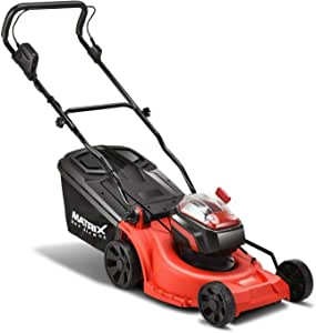New Matrix 40V Lawn Mower Cordless Lawnmower 2X 1.5Ah Lithium Battery & Charger