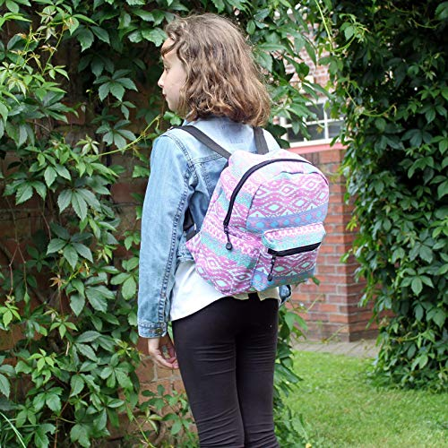 School Boys Backpack To Mochila Mini Girls Gifts Bag Dory Pink Back Pastels Hippy Hunky Retro FwqTfYvx