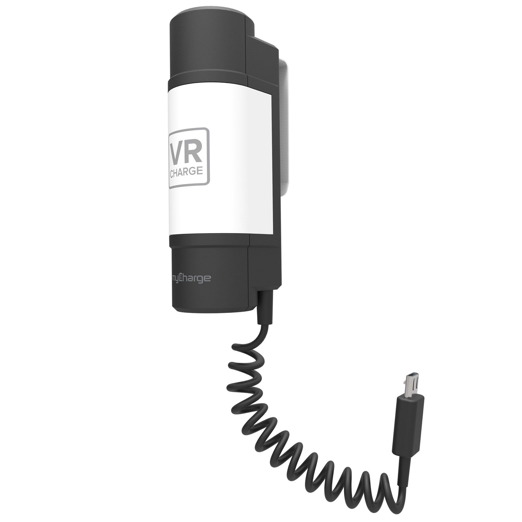 myCharge VRCharge Portable Charger for Samsung Gear VR - White/Black by myCharge (Image #3)