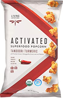 product image for Living Intentions (NOT A CASE) Popcorn Tandoori Turmeric