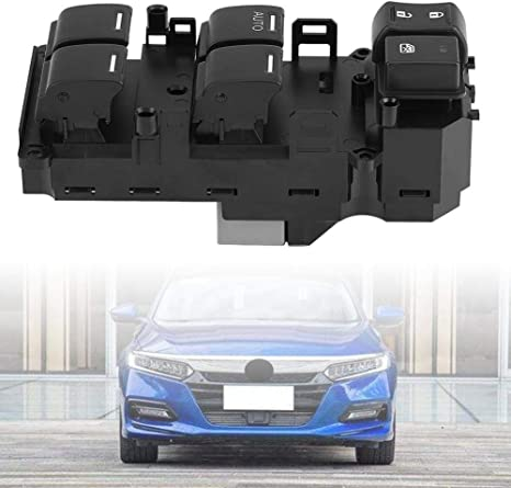 Commutateur de vitre /électrique commande de commutateur de vitre /électrique de voiture 35750-TB0-H01 de voiture avant gauche pour 2008-2012