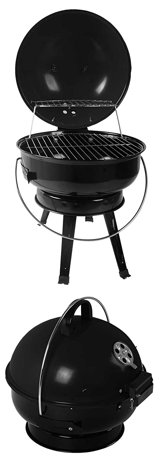 Tino Compact Table Top Charcoal BBQ Lifestyle Appliances