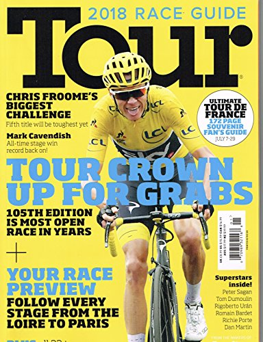 CYCLE WEEKLY MAGAZINE TOUR THE ESSENTIAL 2017 RACE GUIDE.