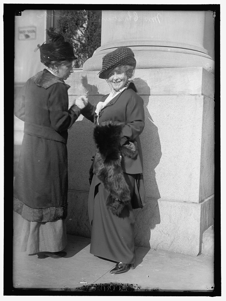 Vintography Reproduced 8 x 10 Photo Woman Suffrage. Mrs. Christian Hemmick 1914 Harris & Ewing a67