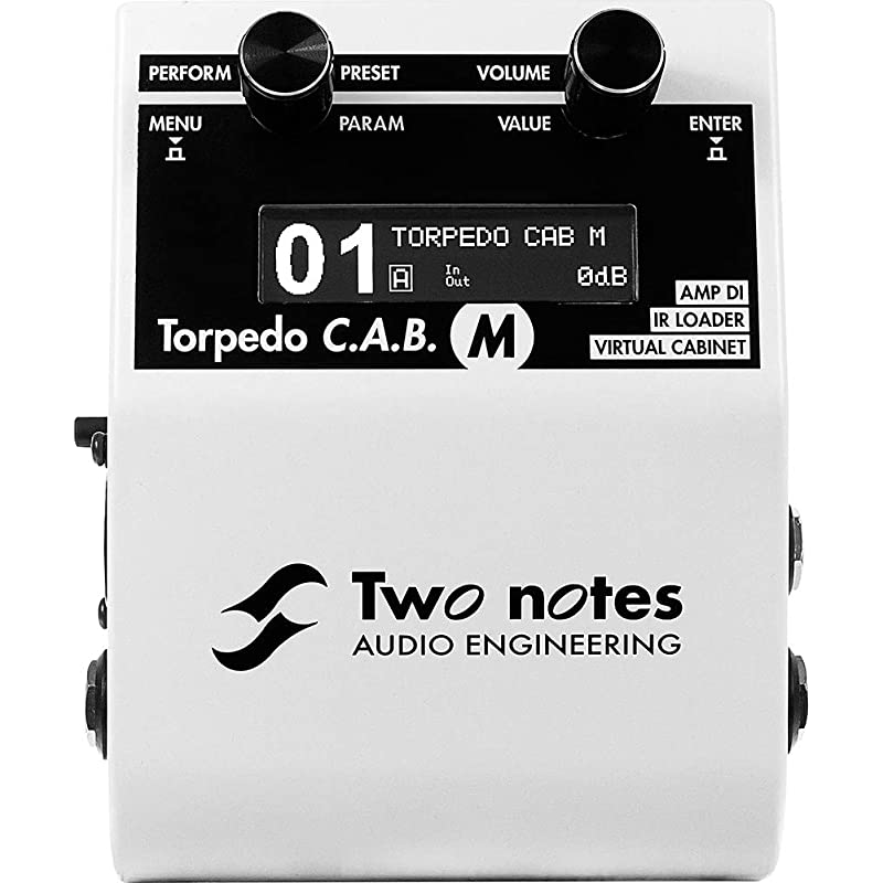 Two Notes Torpedo C.A.B. M