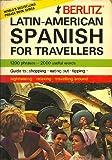 Latin-American Spanish Phrase Book, Berlitz Editors, 0029638801
