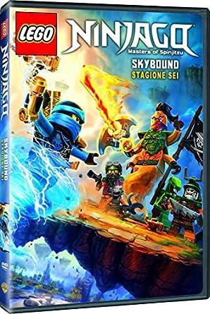 Lego - Ninjago - Stagione 06 (2 Dvd) [Italia]: Amazon.es ...