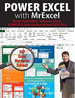 LEARN EXCEL FROM MREXCEL EBOOK DOWNLOAD