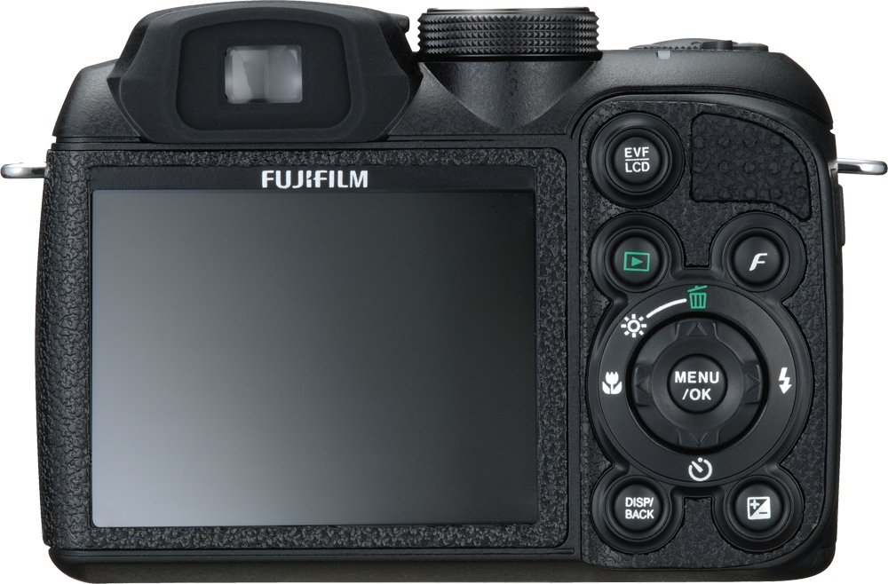 Amazon Fujifilm FinePix S Series S1000fd 100 MP Digital Camera