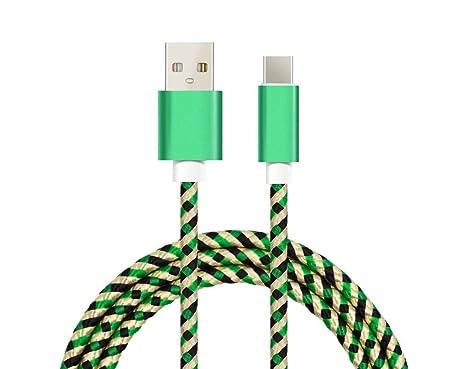 Cable compatible con Xiaomi Mi 8 cable USB tipo C carga ...