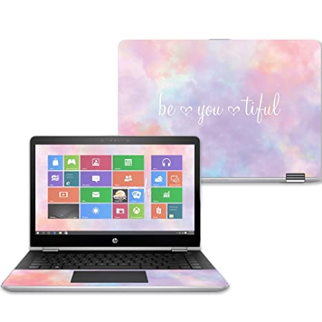 "Skin for HP Pavilion x360 14"" (2017) - Beyoutiful