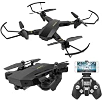 Powpro S9  RC Quadcopter with 2.4GHz 6-Axis Gyro Altitude Hold Function and 720P HD 2MP Camera Helicopter