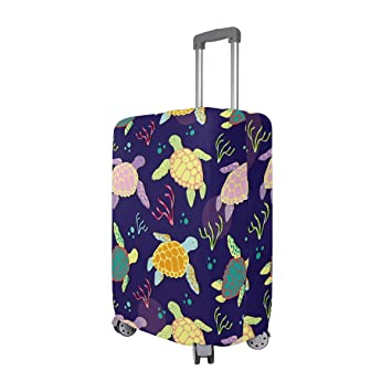 Amazon.com: Colorful Boho - Funda protectora para maleta de ...
