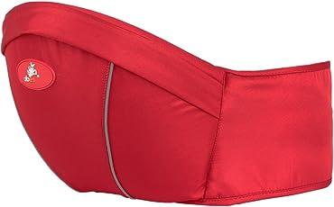Zhuhaijq Frente Portabebés Hipseat Portador de bebé Ajustable Baby Sling Backpack Belt Waist Hold Infant Hip Seat Baby Waist Stool Belt