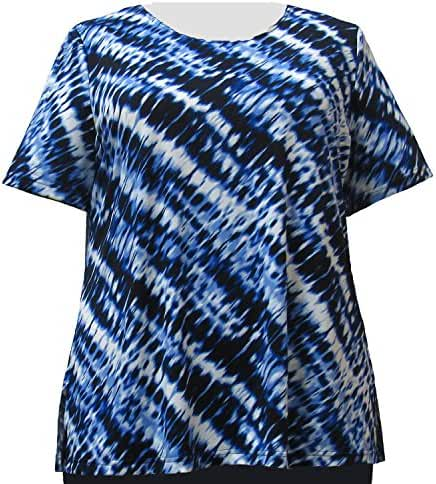 A Personal Touch Women's Plus Size Ombre Ice Tee