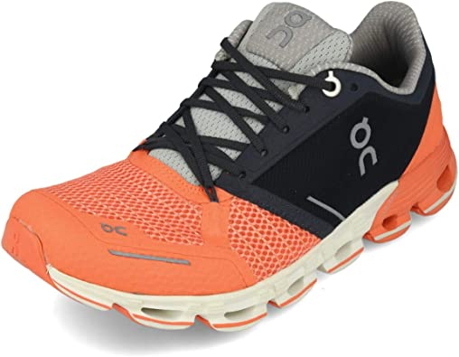 Zapatillas On Running Cloudflyer Salmon Ink Mujer 38 5 Coral ...