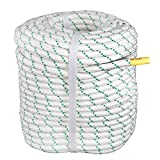 ZENY Fitness Climbing Manila Rope Boat Twisted Heavy Duty Exercise Core Strength Training,Multi-Purpose Rope