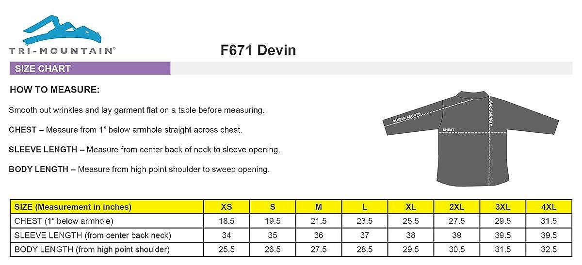 Tri-Mountain F671 Devin Hoody