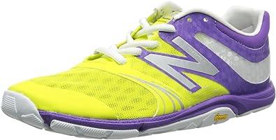 New Balance - Zapatillas para Deportes de Exterior para Mujer Morado Púrpura/Amarillo: Amazon.es: Zapatos y complementos