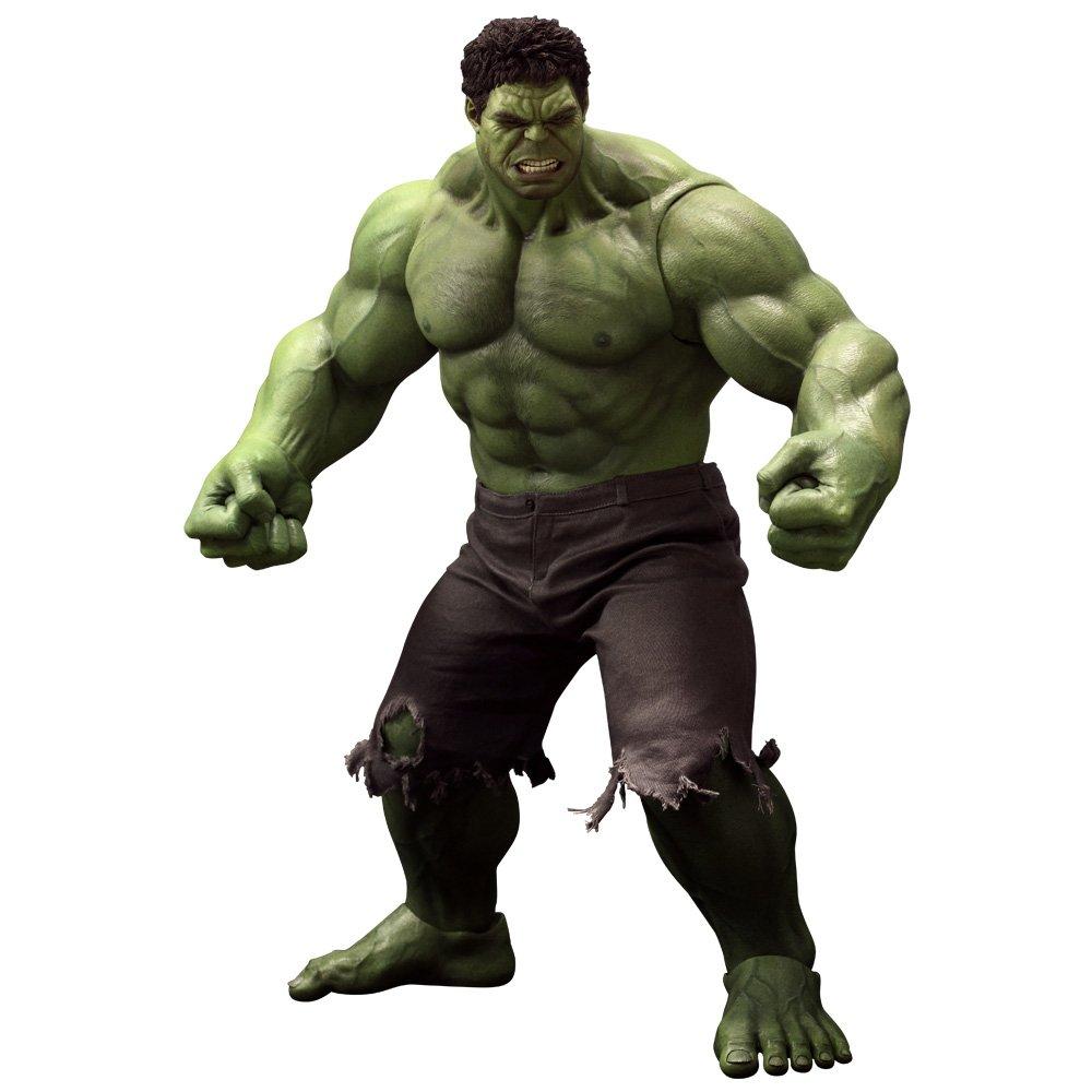 [UK-Import]Sideshow Hot Toys Marvel The Avengers Hulk Sixth Scale Figure