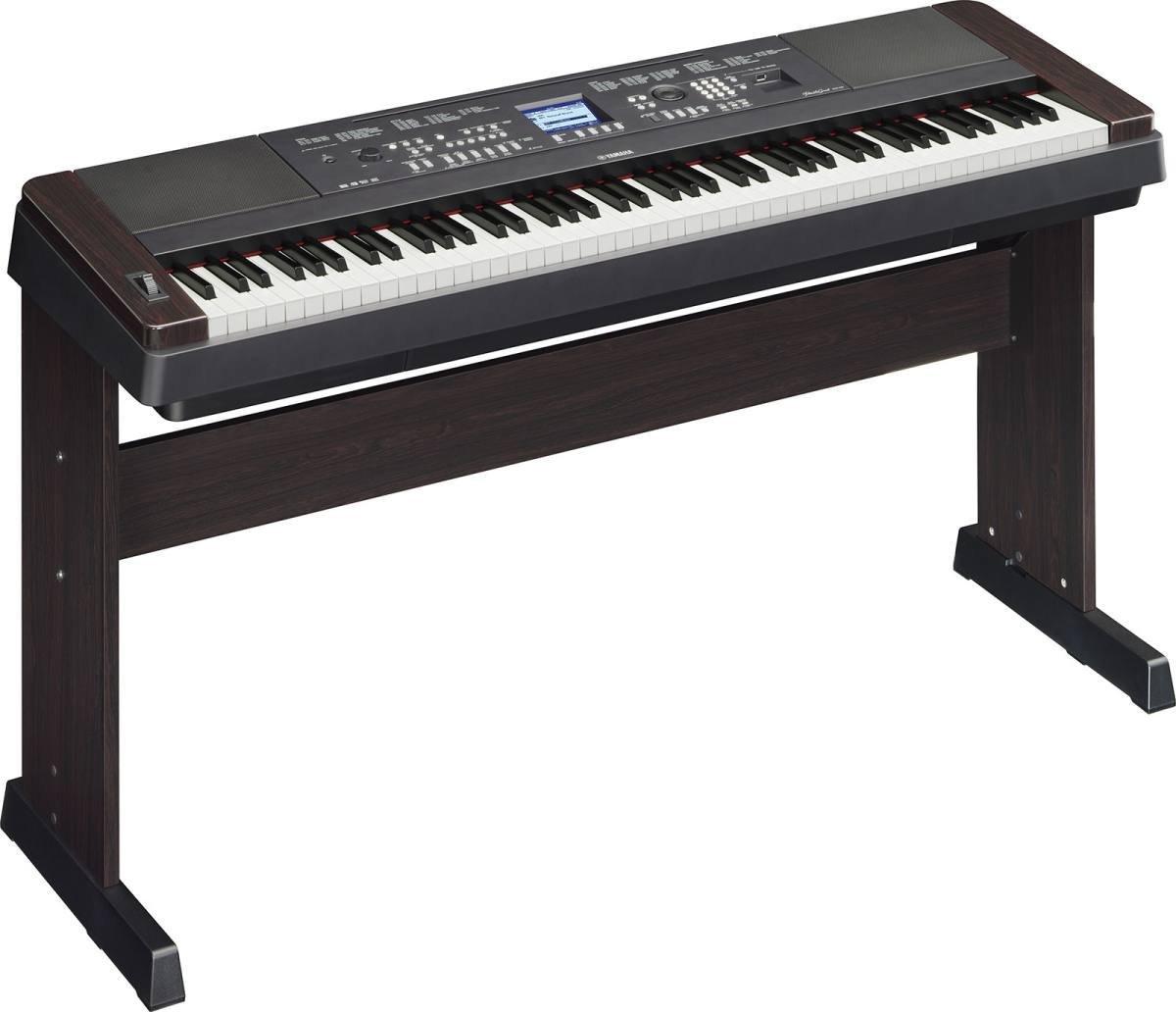 Yamaha DGX650B Digital Piano by YAMAHA