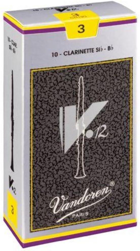 Vandoren CR193 - Caja de 10 cãnas para clarinete