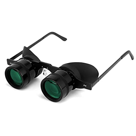 dca2ec1caa Amazon.com   Professional Hands-Free Binocular Glasses for Fishing ...