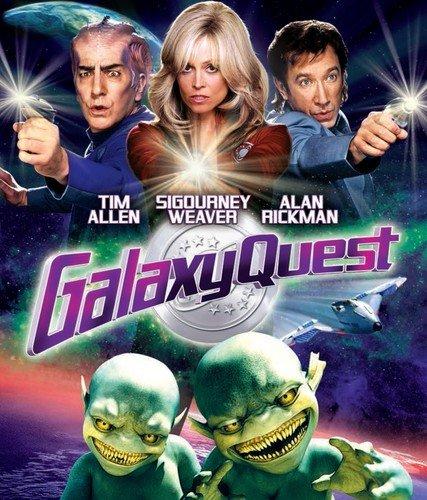 VHS : Galaxy Quest [Blu-ray]