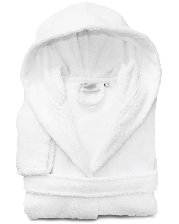 White (Hooded)