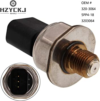 5PP4-18 320-3064 Fuel Pressure Sensor For Caterpillar CAT