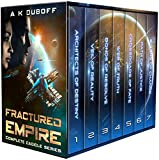 Bargain eBook - Fractured Empire   Complete Cadicle Serie