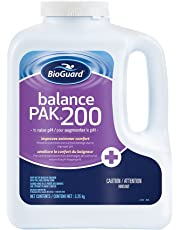 BioGuard Balance Pak 200 (3.25kg) to Raise pH (SKU 4523)