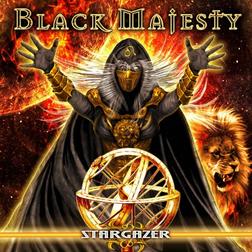 Black Majesty: Stargazer (Audio CD)