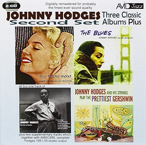 (3 Classic Albums Plus - Johnny Hodges - In Tender Mood / Strings Play Pretties / Gershwin by Avid Records (2011-10-25))