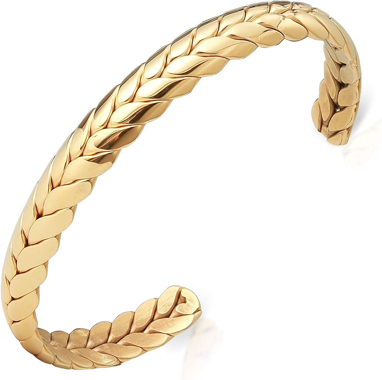 Open Cuff Bracelets