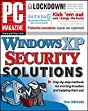 img - for PC Magazine Windows XP Security Solutions book / textbook / text book