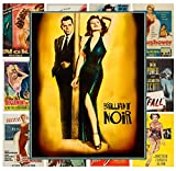 Mini Posters Set [13 posters 8x11] Noir Film Girls Pinup # Trash Movie Posters Reprint