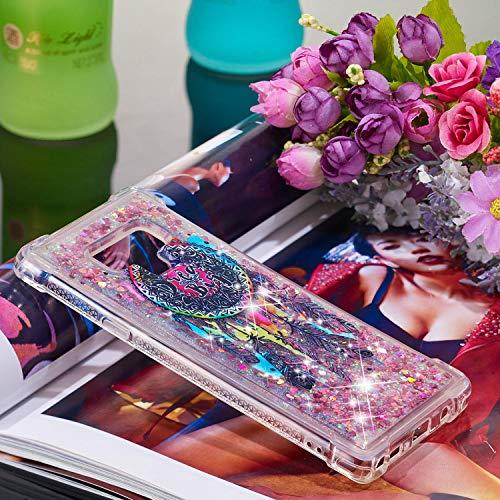 9 Housse Ultra léger étui Note Rigide matériel Fait de Mate9 Mince téléphone étui inShang Le dream et Anti Coque Samsung Galaxy Coque pour Portable catcher dans Slip TPU wP6gtX