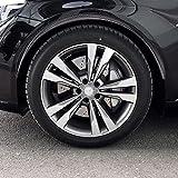Auto Car Truck Wheel Eyebrow Arch Trim Lips
