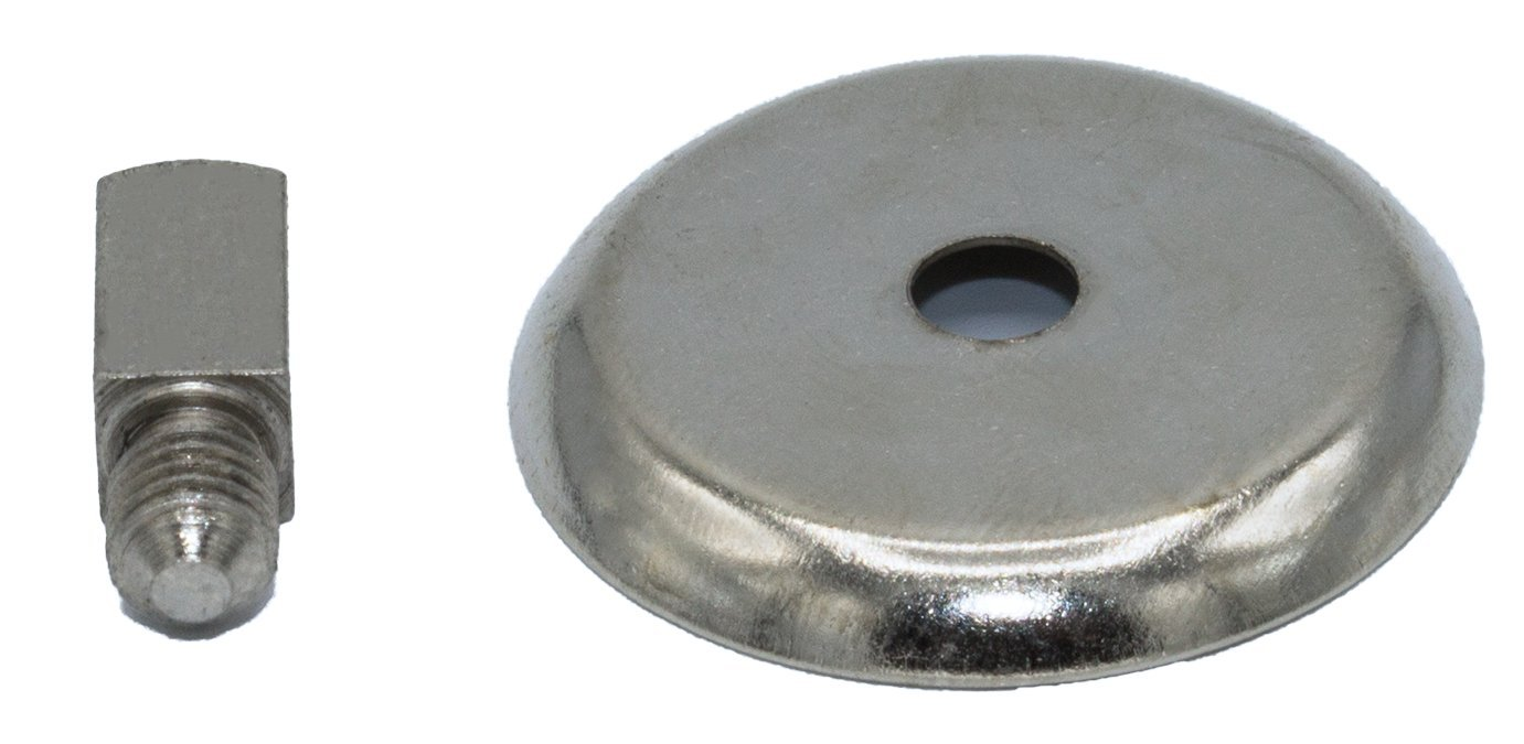 Blendin Replacement Short Type Square Drive Pin,Fits Oster and Osterizer Blenders