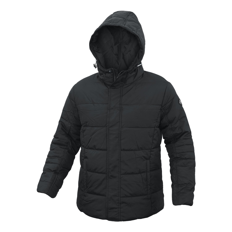 Diadora Giubbotto Uomo Padded Jacket Cappuccio Full Zip 2