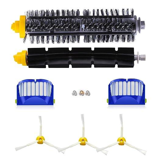 CNASA Pack Kit Cepillos Repuestos de Accesorios para Aspiradoras ...