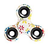Crysle 7color lancette luminose spinner finger Fidget Toy stress reducer perfetto per aggiungere, ADHD autismo, ansia, per adulti bambini