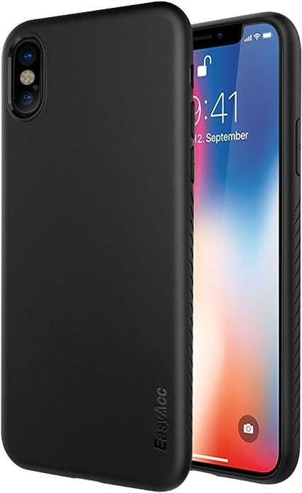 Custodia Iphone X Telefono Sottile Cover Iphone X Nero Nuovo On Line