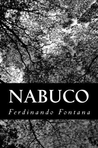 Nabuco (Italian Edition)
