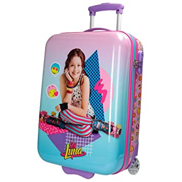 Valise cabine rigide Soy Luna Smile 55 cm Rose kIOc6W