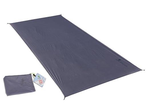 12 opinioni per GEERTOP® Telo Pavimento per Tenda da Campeggio Impermeabile Ultra Leggero- 1-4